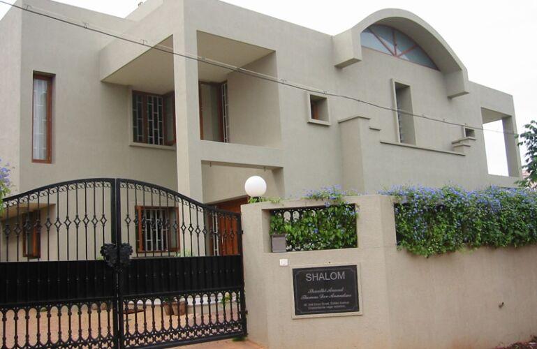 Residence for Mr. Anandan, Pondicherry