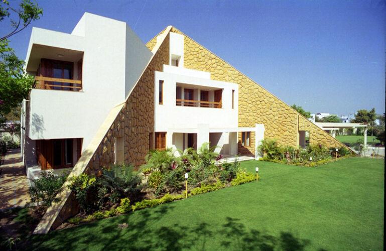 Residence for Mr. Babubhai Patel, Ahmedabad