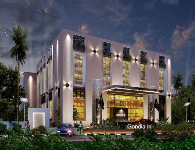 Hotel Grand Sita, Gondia