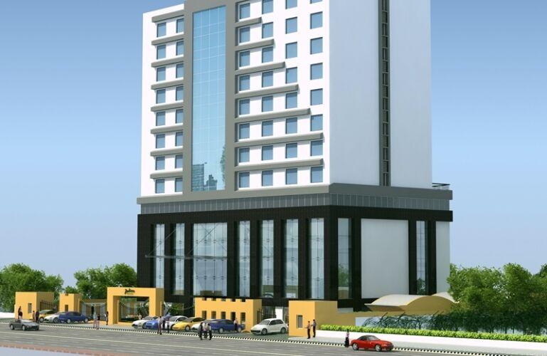 Hotel Radisson Blu, Ahmedabad